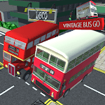 Vintage Bus Go for pc logo