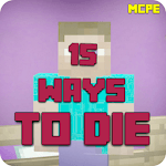 15 Ways to Die Map for MCPE icon