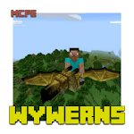 Wywerns Mod for MCPE icon