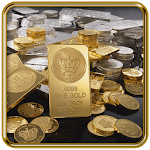 Gold and Silver Prices icon