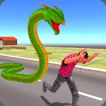 Angry Anaconda Snake Rampage: City Attack icon