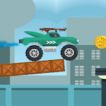 Monster Truck Attack - free game for kids icon