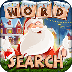 Xmas Word Search: Christmas Cookies for pc logo