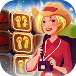 Match 3 World Adventure - City Quest icon