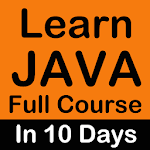 Learn Java Free in 10 Days icon