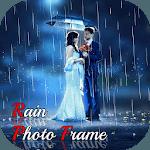 Rain Photo Frame icon