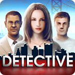 Detective Story: Jack's Case - Hidden objects icon