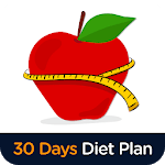 Diet Plan for Weight Loss, Fitness Food Plan for pc logo