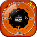 Qibla Direction Compass 2018 icon