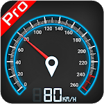 GPS Speedometer, HUD ADS Free icon