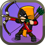 Ghost Defense: Zombie Ghosts Defense Game 🏹 icon