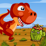 Dinosaur game For Kids: Free icon