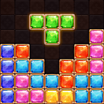 Puzzle Block Jewels icon