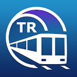 Istanbul Metro Guide and Subway Route Planner icon