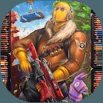 Coloring Battle Royale games icon