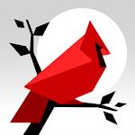 Cardinal Land - Jigsaw & Tangram Puzzle Blend icon