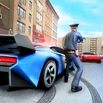 US Police Cop Pursuit Gangster Car Chase 2019 icon