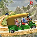 Mountain Auto Tuk Tuk Rickshaw icon