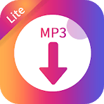Lite Downloader & Free MP3 Download icon