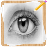 How to Draw Eyes for pc logo