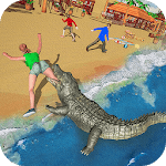 Dungeon Crocodile Simulator 2019 icon