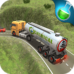 Offroad Chemical Transport Cargo Simulator 2019 icon