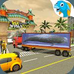 Sea Animal Transport Truck Simulator icon