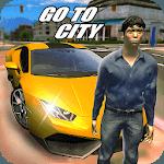 Go To City icon