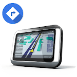 Driving Maps Navigator & Traffic Alerts icon