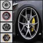 Car rims Photo Editor – Alloy Rim Stickers icon