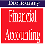 Financial Accounting Dictionary icon