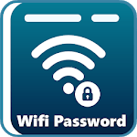 Show Wifi password wep wpa wpa2 for pc logo