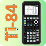 Graphing calculator ti 84 - simulate for es-991 fx icon