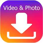 Video & Photo Downloader for Instagram icon