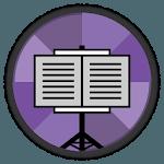 SingerPro Music Teleprompter icon