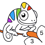 Chamy - Color by Number icon