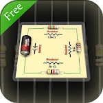 Series resistor calculator icon