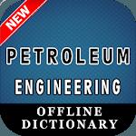 Petroleum engineering Dictionary icon