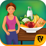 Healthy Diet Food Recipes: Nutritious, Health Tips icon