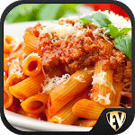 2100 Italian Food Recipes Offline: Healthy Cuisine icon