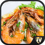 2600+ Seafood Recipes Offline: Crab, Shrimp & Fish icon
