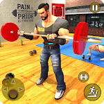 Virtual Gym 3D: Fat Burn Fitness Workout icon