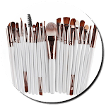 Eye Makeup Brushes for pc logo