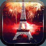 Eiffel Tower Fireworks icon