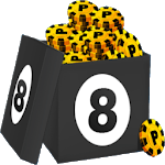 Eight Ball Pool Coins Market- Buy 8Ball Pool Coins for pc logo