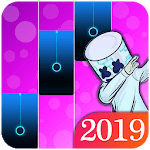 Marshmello : Piano Tiles DJ for pc logo
