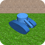 Micro Tanks 3D for pc logo