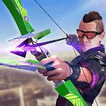 Elite Archer-Fun free target shooting archery game icon
