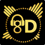 8D Music Player icon