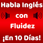 Spanish to English Lesson: Aprende Inglés Hablando for pc logo